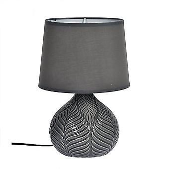 Bordslampa Svart 36 cm