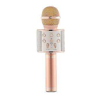 High Sound Quality Bluetooth Wireless Microphone Karaoke Mic