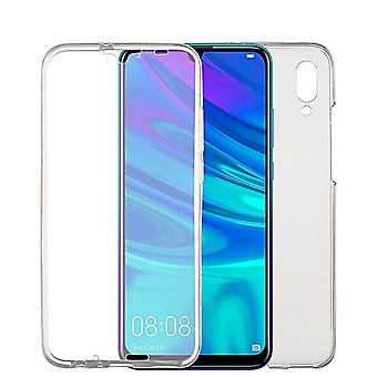 360 Degree Protection for Huawei Y7 (2019) Mobile Protection TPU Shockproof Shell Transparent