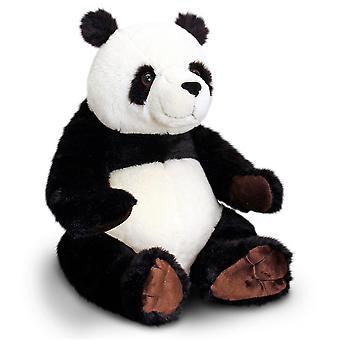 Köl leksaker sitter Panda