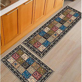 Printed Anti Slip Modern Area Rugs Mats For Living Room Balcony Bathroom