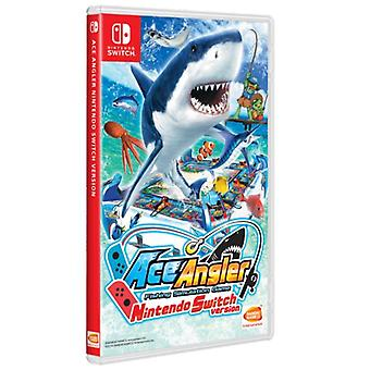 Ace Angler Nintendo Switch Game (Asian Box)