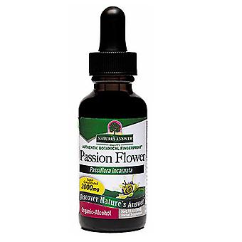Nature's Answer Passion Flower, عضوي, 1 OZ