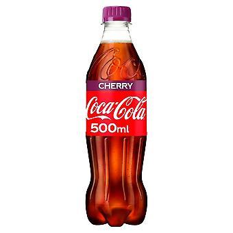 Coca-Cola di ciliegia 500ml x 12