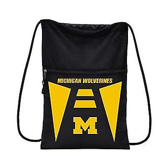 Michigan Wolverines NCAA Cinch Back Sack Drawstring Bag