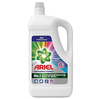 100 Wash Ariel Color Protect Biological Laundry Liquid Clean Fresh Clothes
