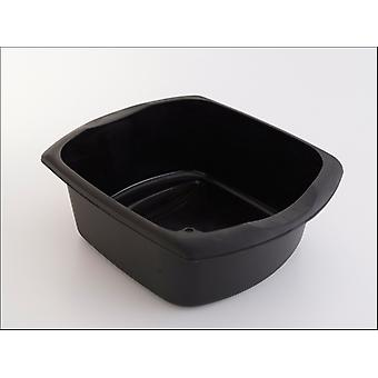 Addis Rectangular Bowl Soft Black Large 505591