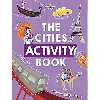 The Cities Activity Book (Lonely Planet Kids)