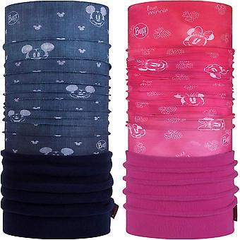 Buff Kids Disney Polar Outdoor Protective Neckwear Bandana Tubular Scarf