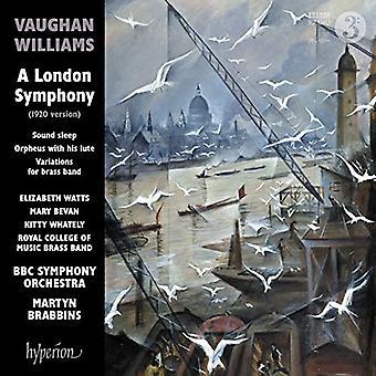 Vaughan-Williams / BBC Symphony Orchestra - Symphony No.2 [CD] USA import