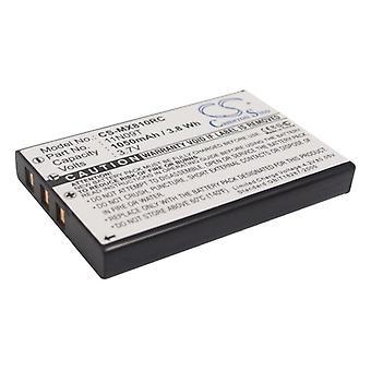 Akkumulátor univerzális UT-BATTMX880 NC0910 MX-810 MX-810i MX-880 MX-950 MX-980