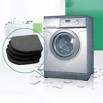 Anti-vibration Pad Washer Mats Shock Absorbers For Washing Machine
