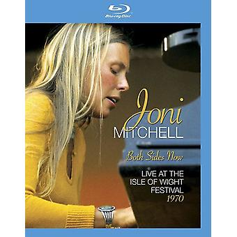 Mitchell*Joni - Both Sides Now: Live at the Isle of Wight Festival [Blu-ray] USA import