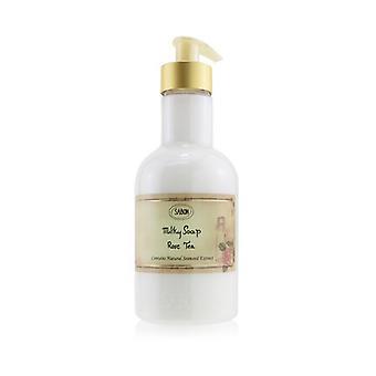 Sabon Milky Soap - Rose Tea 300ml/10oz