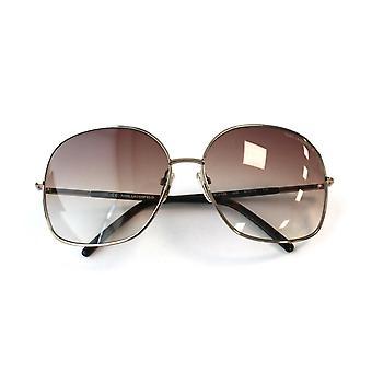 Karl Lagerfeld KL Bronce Havana Mujeres Metal UV Gafas de sol KL213S 002