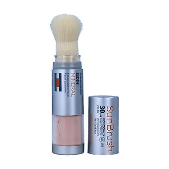 Sunscreen Photoprotector Sun Brush Mineral 30 4 mg of powder
