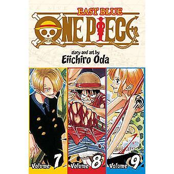 One Piece (Omnibus Edition) Vol. 3