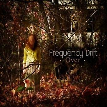 Frequency Drift - Over [CD] USA import