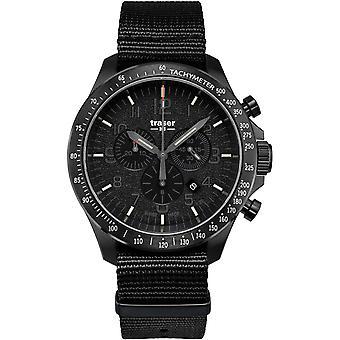Mens Watch Traser H3 109465, Quartz, 46mm, 10ATM