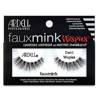 Ardell Professional Ardell Faux Mink Demi Wispies Strip Lashes