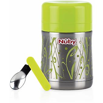 Nuby Stainless steel food container + 3m