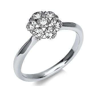 Luna Creation Promessa Ring Illusion 1T819W854-2 - Ringweite: 54