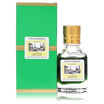 Swiss Arabian Layali El Ons Concentrated Perfume Oil Free From Alcohol By Swiss Arabian 3.21 oz Concentrated Perfume Oil Free From Alcohol