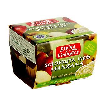 Sugarless Apple Jam 2 units of 100g