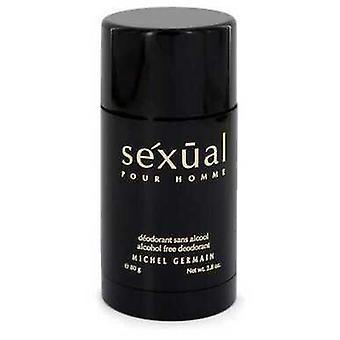 Sexual By Michel Germain Deodorant Stick 2.8 Oz (men) V728-547143