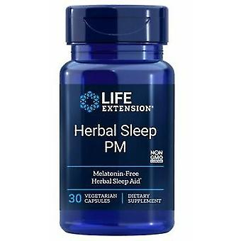 Life Extension Herbal Sleep PM 30 capsules