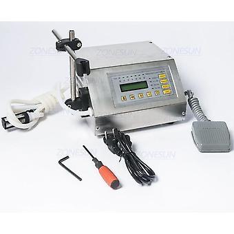 Gfk-160 Digitaalinen ohjaus pumppu juoda vesi nestetä täyttävä kone