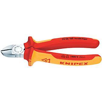 Knipex 18451 180 mm diagonalt sida fräs