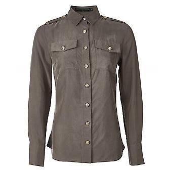 Holland Cooper Luxury Cupro Shirt