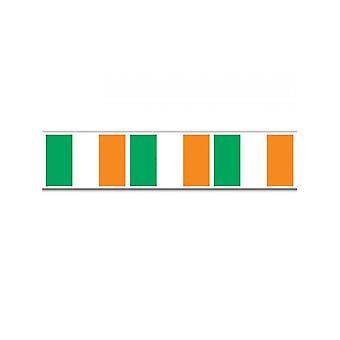 St Patrick's Ierse vlagkrans