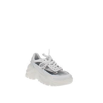Joshua Sanders   Zenith Mixed Media Platform Sneakers