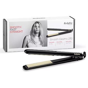 BaByliss 2514U Ceramic Smooth Hair Straightener Digital Settings