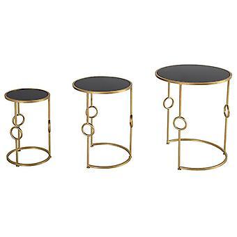 Simple Nordic Metal Coffee Table Living Room Sofa Side Table