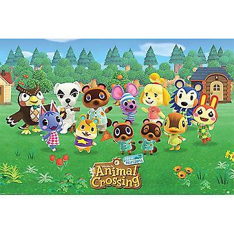 Animal Crossing Poster