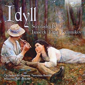 Elgar / Janacek / Kalinnikov / orkester Busoni - Idyll [CD] USA import