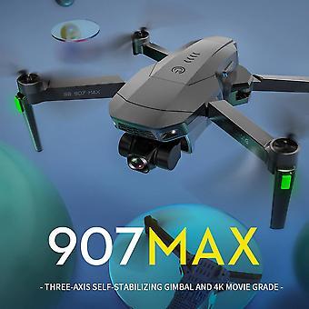 SG907MAX GPS Drone 4K HD Dual Kamera Professionelle Luft Fotografie Bürstenlosen|RC Helicopters