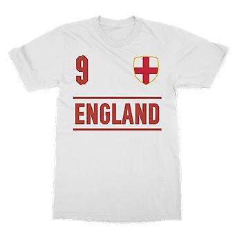 Harry kane 9 england international football t-shirt