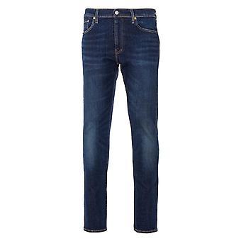 Levi's 512 Slim Tapered Fit Jeans - Biologia Dark Indigo