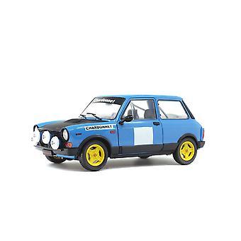 Autobianchi A112 Mk 5 Diecast Model Car