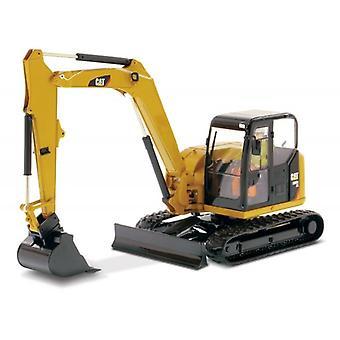 CAT 308 E2 CR SB Mini Excavator Diecast Model Excavator