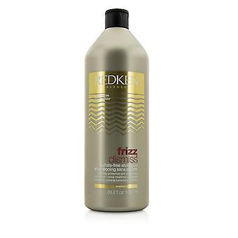 Redken Frizz entlassen Shampoo (Schutz der Feuchtigkeit und Glätten) 1000 ml / 33,8 oz