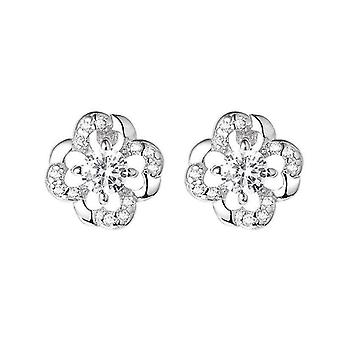 Crafted S925 silver elegant Earringss Fashion Gifts Stud elegant Earringss
