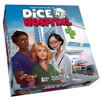 Desková hra Dice Hospital