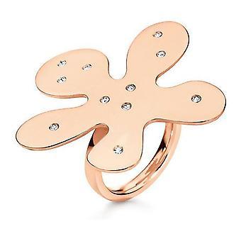 Dames ring Folli Follie 3R2T008RC-54 (Maat 14)