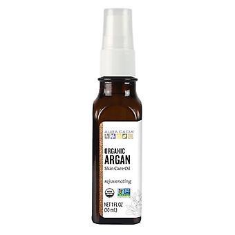Aura Cacia organisk hudvårdsolja, Argan 1 oz