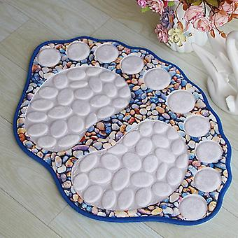 Bath Toilet/ Floor Mat & Bathroom Rugsarea Rugs Carpet Doormat Absorbent Foot